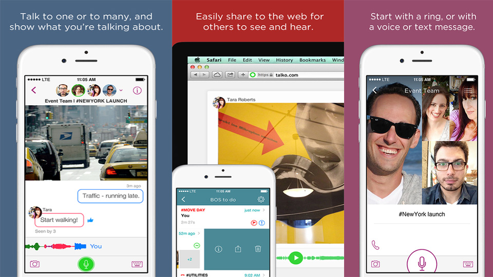 Ray-Ozzie-Talko-app