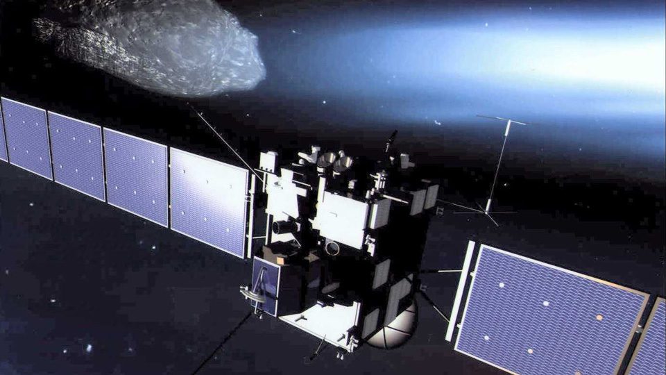 Rosetta-to-land-on-comet