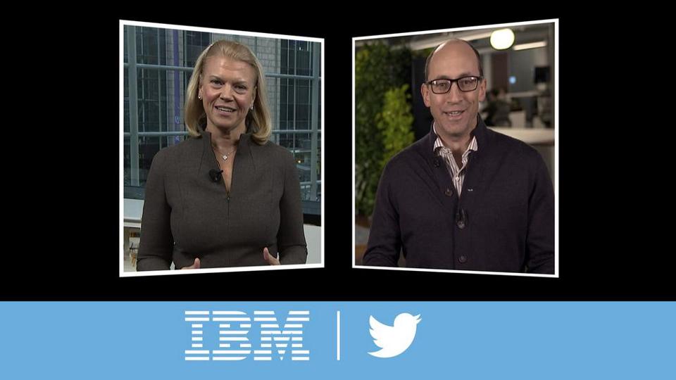 IBM-Twitter-Collaboration