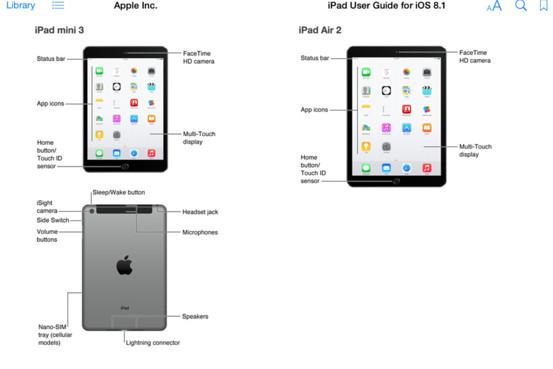 iPad Air 2 leaked