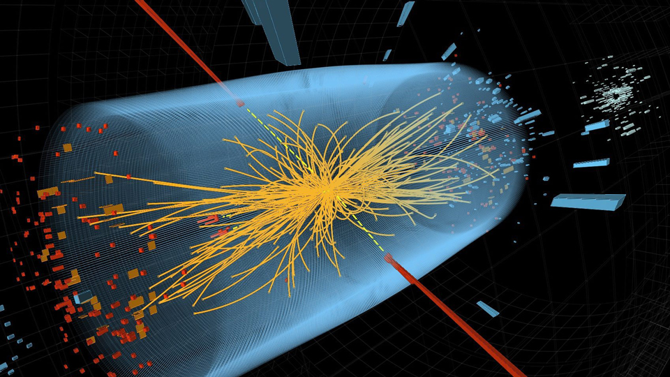 Higgs-Boson-Particle