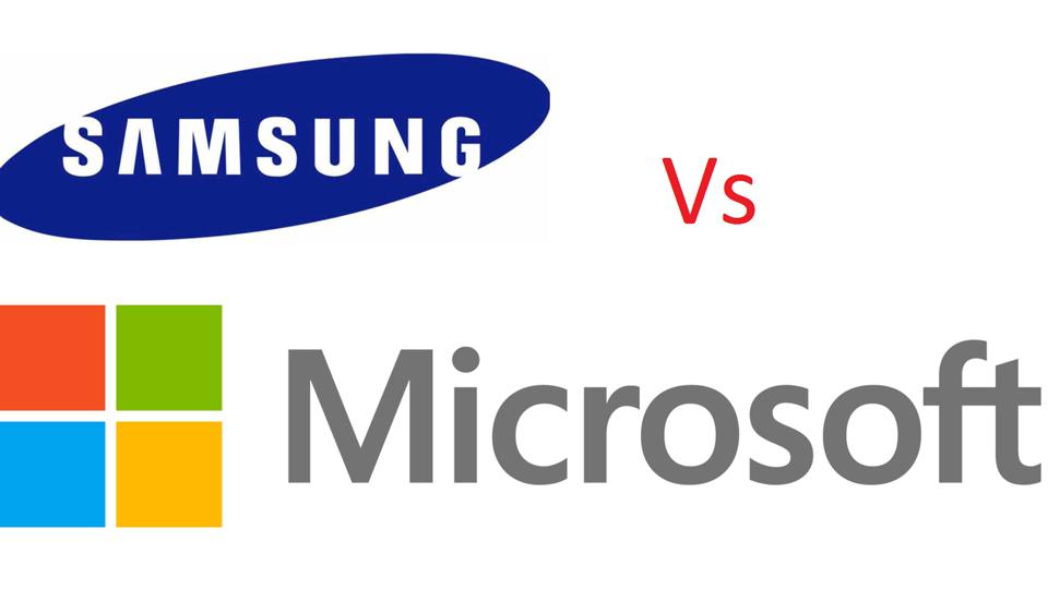 Samsung-vs-Microsoft