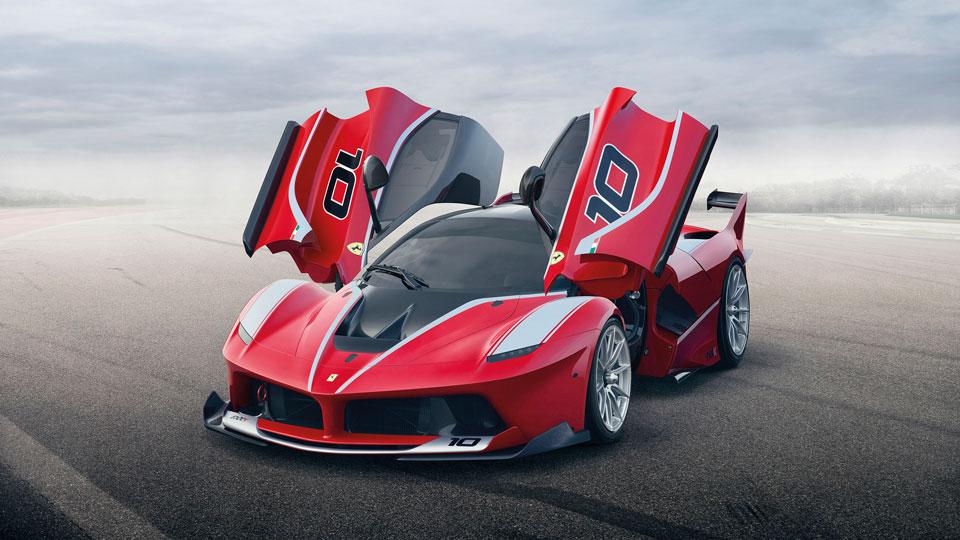 Ferrari-unveils-hybrid-prototype