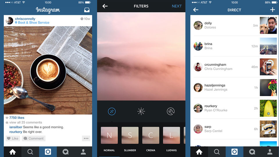 Instagram-update-its filters