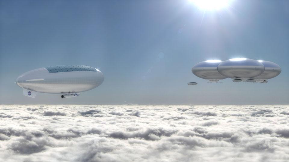 NASA-HAVOC-colonizing-Venus-with-floating-city