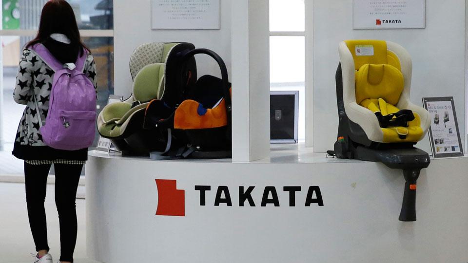 Takata-supports-Global-airbag-Recall