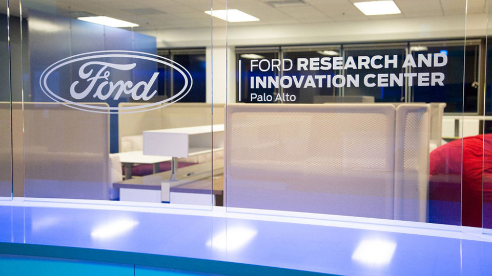 Ford-Opens-Silicon-Valley-Research-Center
