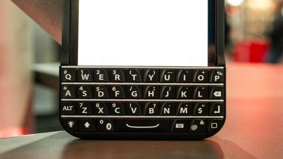 BlackBerry Sues Typo