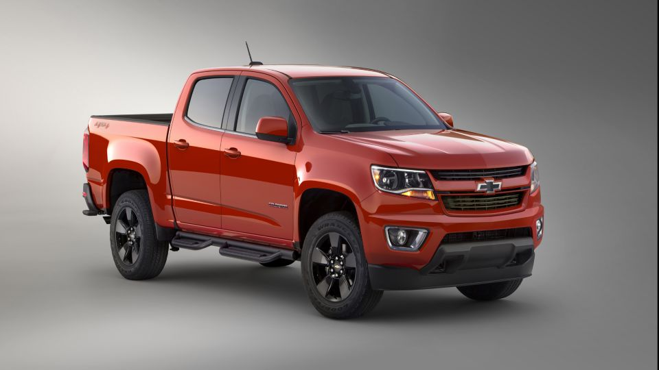 Chevy Colorado GearOn Edition