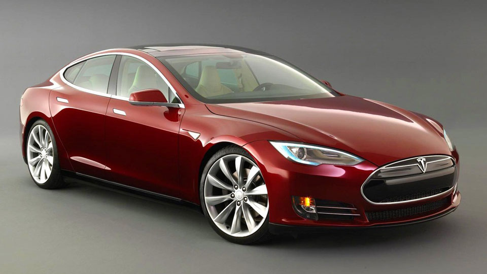 Tesla-Model-S-the-self-driving