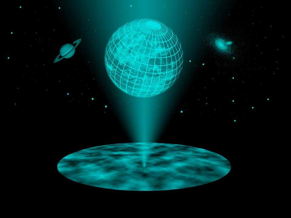 Universe-Hologram