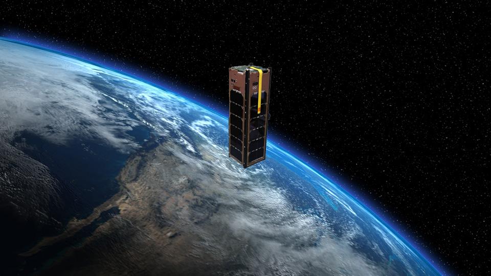 CubeSat Mars