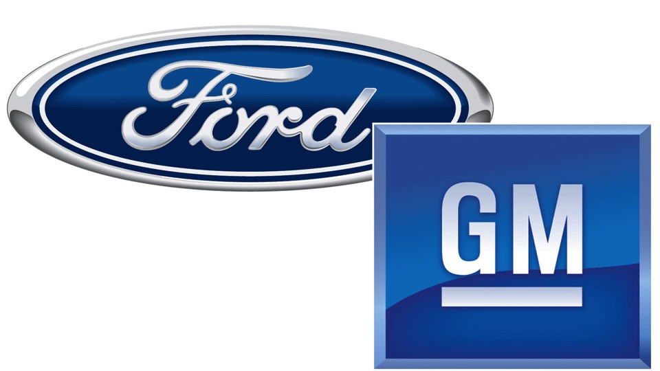 GM Ford Wall Street