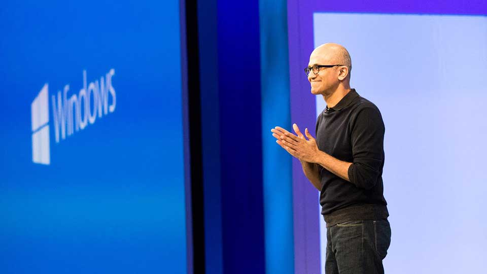 Microsoft-recap-focuses-satya-nadella