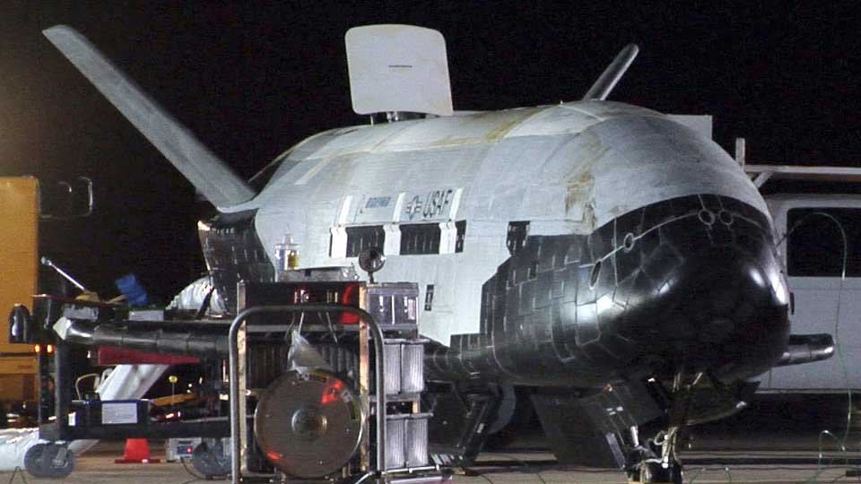 US-Air-Force-X-37B-NASA