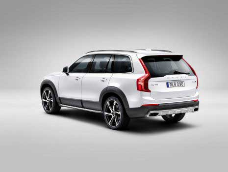 Volvo Announces 2 Versions Of Xc90 Suv Xc90 T6 And Xc90 T8 Twin Engine