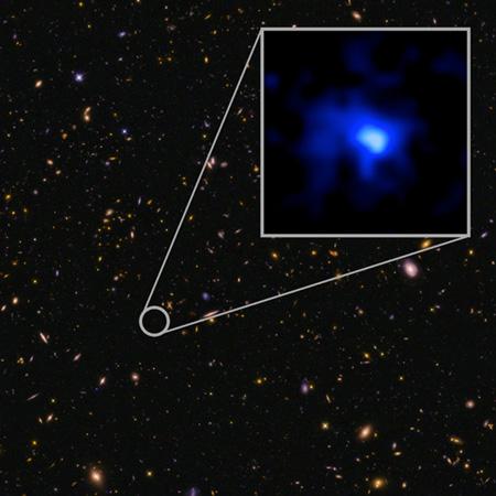 distant-galaxy