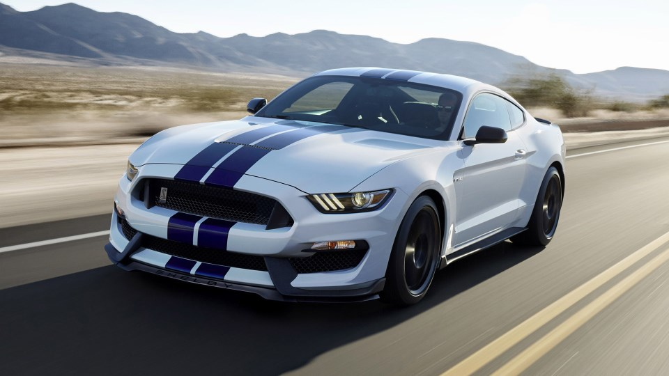 GT Shelby Mustang
