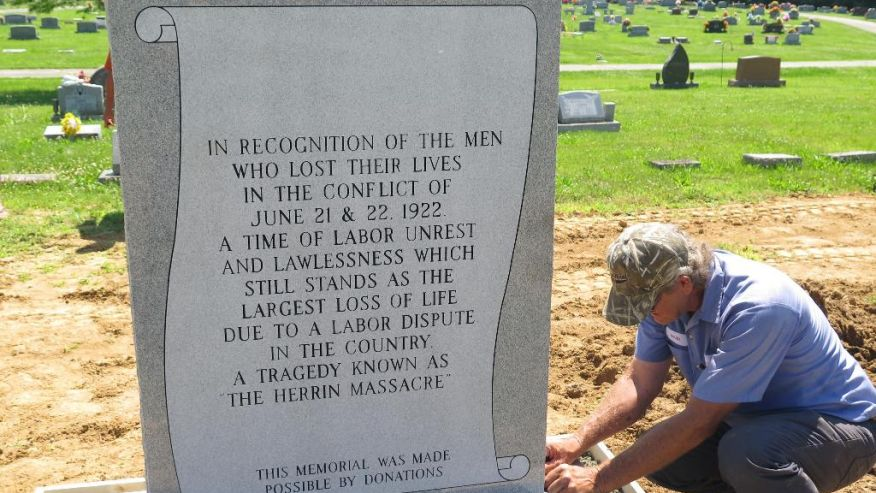 Coal Miners Remembered-1
