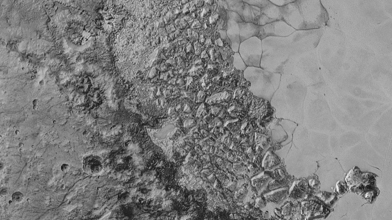 nasa images of pluto - photo #36
