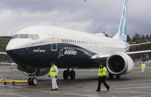 Boeing 737-8 MAX commercial aircraft maiden flight marks a grand success