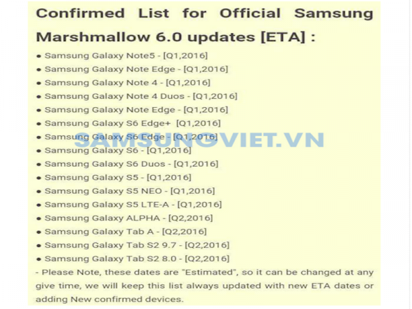 samsung-android-6-0-marshmallow-update-schedule