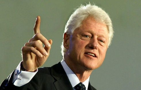 Video: Bill Clinton attacks Bernie Sanders in New Hampshire