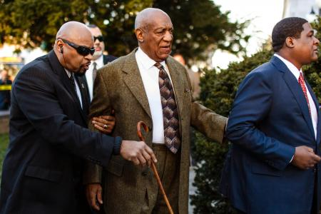 """Bill Cosby appears in court in Pennsylvania, case could be """"lacking"""""""