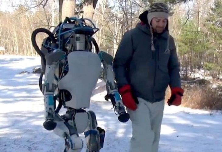 Google's Real Life Terminator