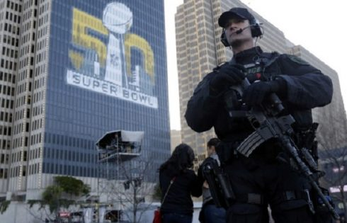 F-15 jets deployed as security tightens for Super Bowl 50