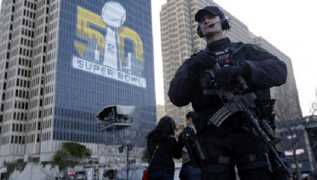Security tight for Super Bowl 50