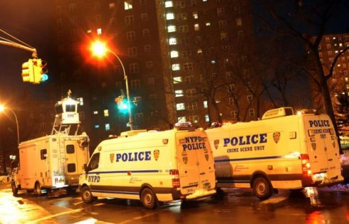 Man who shot two NYPD Officers in the Bronx locks himself in girlfriend's apartment and commits suicide