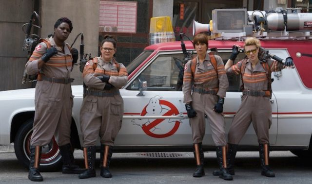 'Ghostbusters