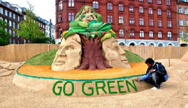 Indian Sand Artist Sudarsan Pattnaik Wins Gold in Moscow