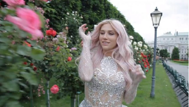 Kesha new song
