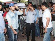 Pratyusha Banerjee funeral pics (3)