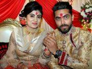 Ravindra jadeja marriage pics (2)