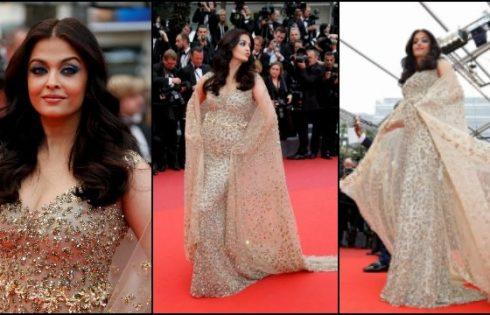 Aishwariya Rai Bachchan at Cannes