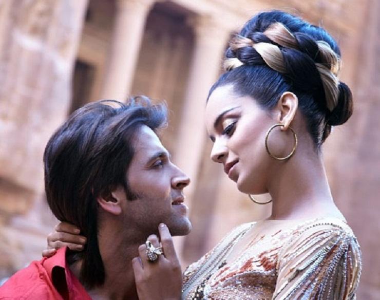 Kangana Ranaut dating Hrithik Roshan