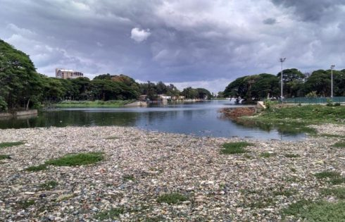 Ulsoor alke and urbanisation