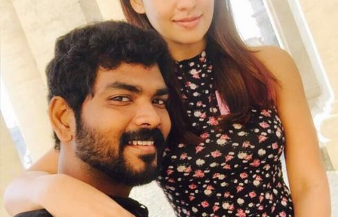 Nayanthara's relationship with Vignesh Shivan