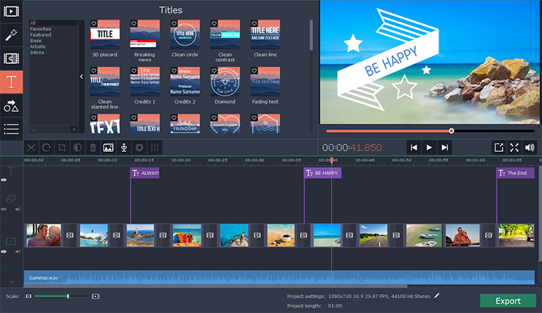 slideshow maker with video and pictures free download